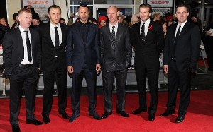 Beckham dkk Hadiri Pemutaran Perdana Film `The Class of `92`