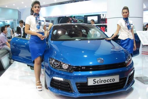 VW Dealer Kemayoran, Targetkan Penjualan 40 Unit Mobil per Bulan