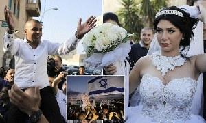 Wanita Yahudi jadi Mualaf untuk Dinikahi Pria Arab