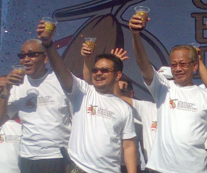 Hari Kakao Indonesia 2014 Dibuka Wamentan Rusman Heriawan
