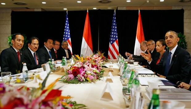 Presiden Obama Undang Jokowi Berkunjung ke Washington