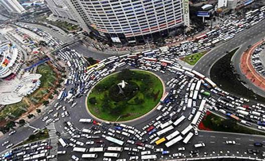 Sepeda Motor Akan Dibatasi di Jalan Protokal di Jakarta
