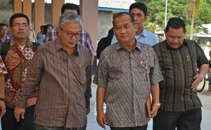 Dirjen Perkebunan Pantau Persiapan Kunjungan Jokowi di Mamuju