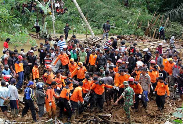 Indonesian Disaster Mitigation Agency: January Peak Month of Natural Disasters