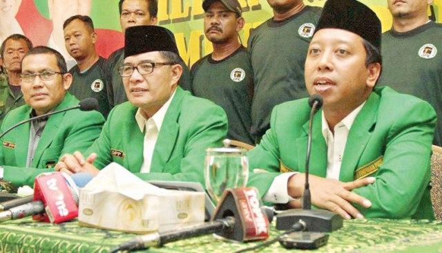 Ketua Ppp Ditangkap Gallery: PPP Belum Capai Kata Sepakat Tentang Koalisi Capres