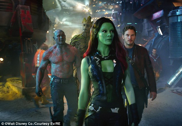 `Guardian of The Galaxy` Jadi Film Terlaris di AS