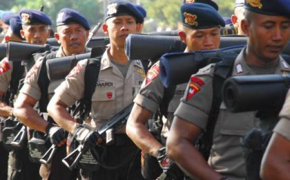 Indonesian Police Will Not Intervene of Its Personnel in Malaysia