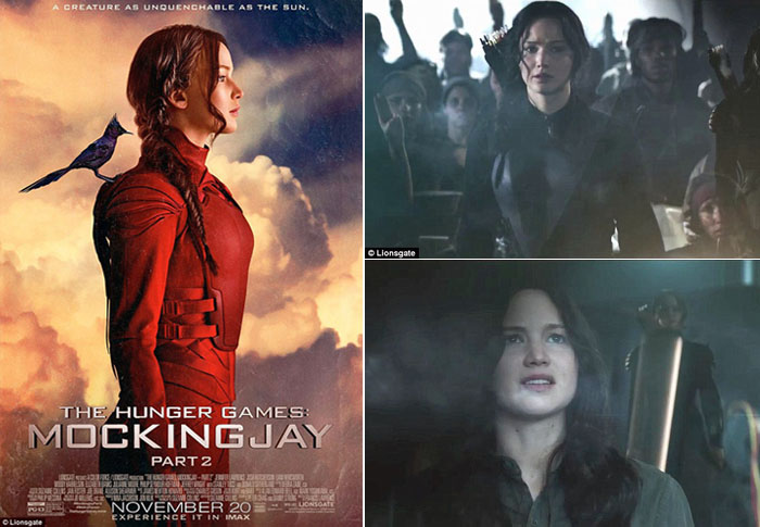The Hunger Games: Mockingjay Part 2 Tampilkan Aksi Apik Jennifer Lawrence