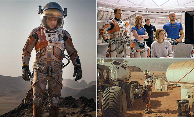 The Martian, Film Terbaru Matt Damon tentang Perjalanan ke Mars