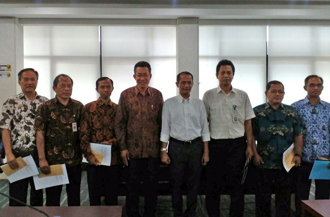 Berita Foto Royalti Peneliti Balitbangtan dan Lokakarya FAO