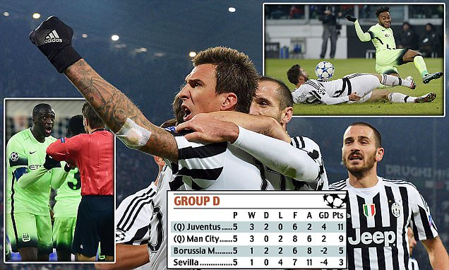 Manchester City Tidak Pantas Kalah, Juventus Hanya Beruntung?
