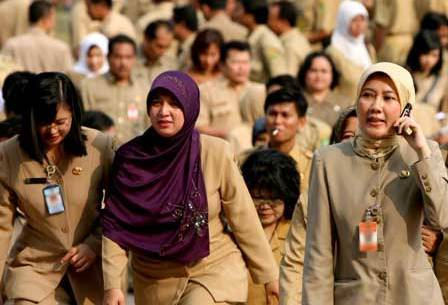Jakarta Civil Servants Come Late to the Office, Salary Cut IDR 500,000 per Minute