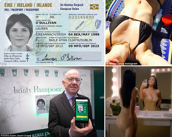 Travellers Can Submit Selfies for Use on New International Passport Cards