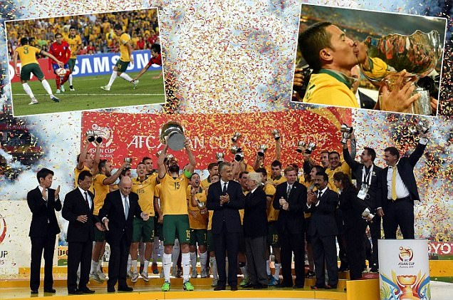 Troisi Scores Extra Time Winner as Australia Secure Asian Cup Victory