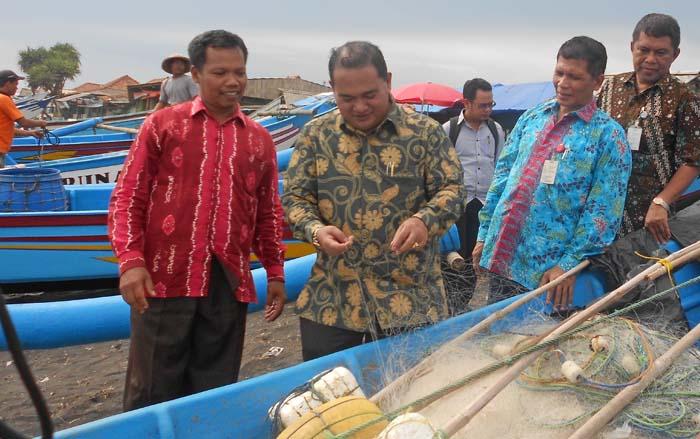 Meliadi Sembiring Kunjungi Koperasi di Pantai Parangtritis Yogyakarta