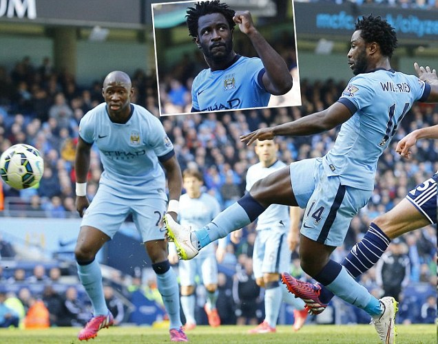 Manchester City Gulung West Brom 3-0