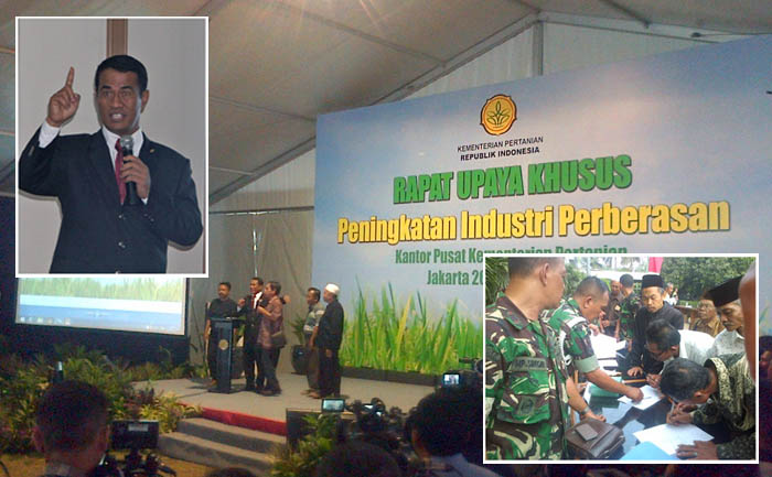 Rice Milling Unit Supports Rice Supply to Indonesia Logistics Agency