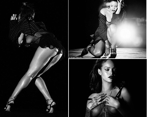 Rihanna Umbar Aurat Lagi di Video Klip `Kiss It Better`
