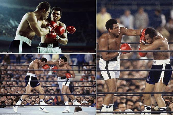 Momen Penting Muhammad Ali di Dalam dan Luar Ring Tinju