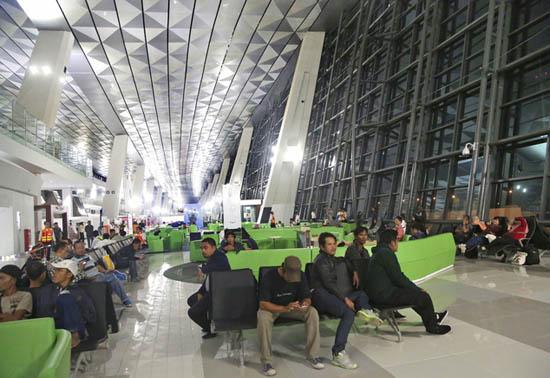 Terminal 3 Ultimate Soekarno-Hatta Beroperasi, Ini Interiornya ...