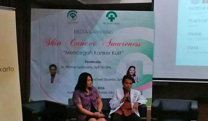 Kanker Kulit, Kenali Cirinya dan Ini Kiat Pencegahan