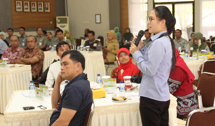 Berita Foto Diklat ASEAN Pasca Panen dan Pengolahan Herbal di BBPP Ketindan