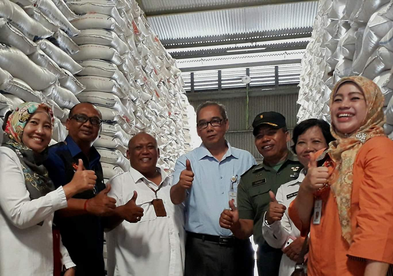 Indonesian Govt Citicized the Bulog Slowly Purchase Rice Grain of Farmers