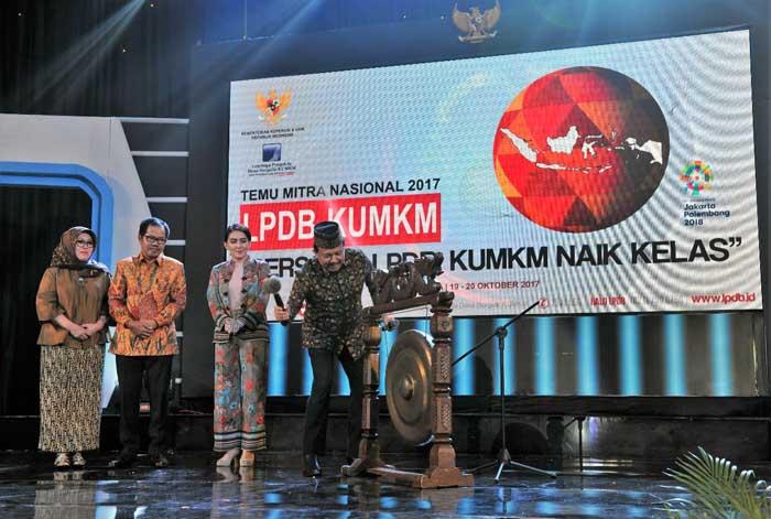 Indonesian Govt Provides Capital Credit for Start-up Business