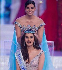 Mahasiswi Kedokteran India, 20 Raih Miss World 2017 di China
