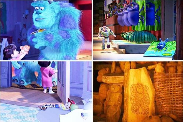 Monsters Link Here`s the Proof that Every Disney Pixar Movie Really is Linked?