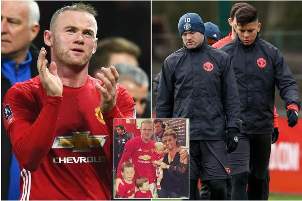 Wayne Rooney Ready Move to China and Become Highest Paid Player in the World