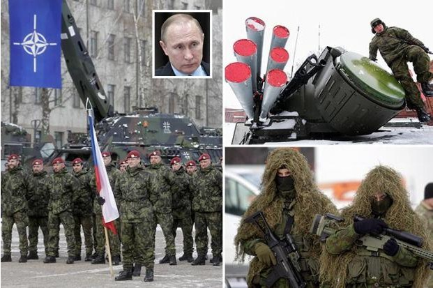 Vladimir Putin Orders Russian Air Force to be Prepared to Launch Attacks at Any Minute