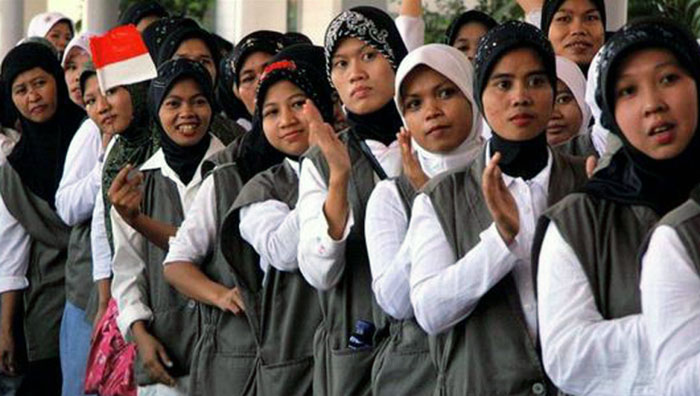 In U-turn, Indonesia Says Will Continue to Send Maids Abroad