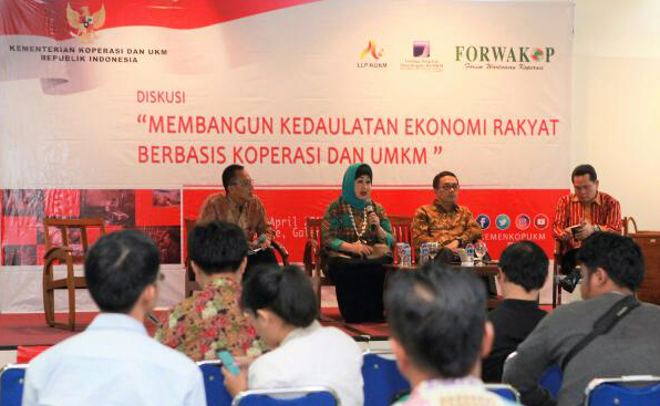 The Regional Heads in Indonesia are Required to Support SMEs?