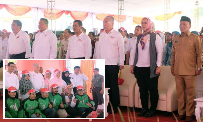Indonesia`s Karawang Regent Admire the Attention of President Widodo on Farmers