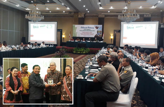 Draft Amendment of Indonesian`s Act on Plant Cultivation System