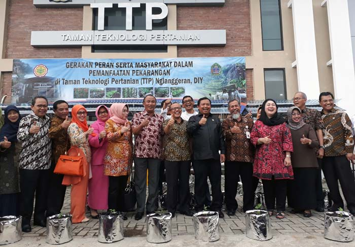 Nglanggeran`s Agricultural Technology Park Hailed by Indonesian Parliament