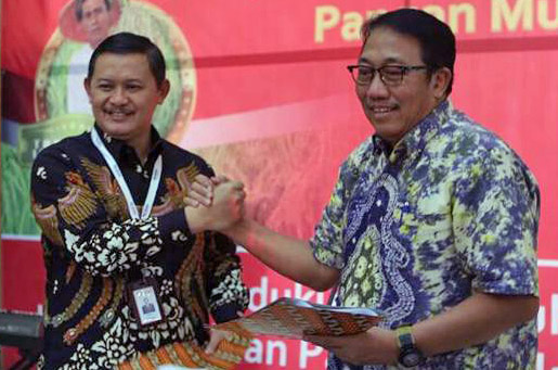 Indonesian SOE`s Pertani Support Farmer`s Store Across the Archipelago