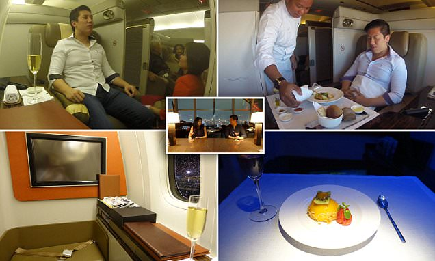 Traveller Reveals How He Paid just $76 for First-class Plane Ticket from Jakarta to Tokyo