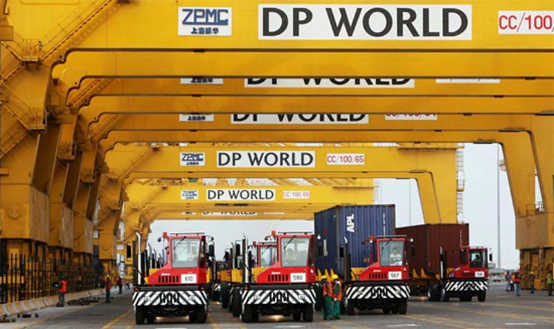 Dubai Port Operator DP World to Pull Out of Indonesia