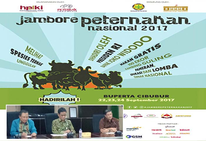 Indonesia`s Widodo will Attended the 2017 National Livestock Jamboree