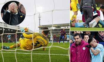 Manchester City Gagal Pertahankan Rekor Tak Terkalahkan EPL, Ditahan Seri Crystal Palace