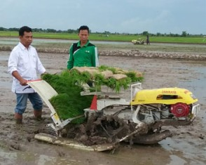 East Boreno Province Maximize the Utilization of Agricultural Mechanization