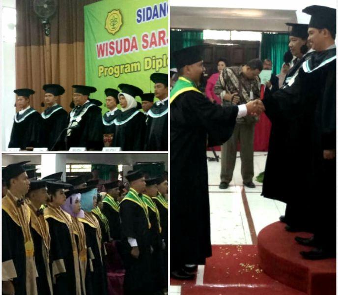 Songsong Polbangtan, STPP Magelang Wisuda Sarjana Jurluhtan dan Jurluhnak