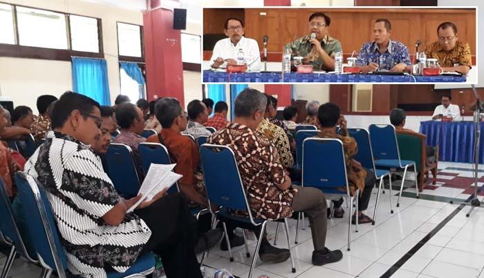 Ali Rachman Ingatkan Jajaran Polbangtan Yogya - Magelang Capai Target Kementan