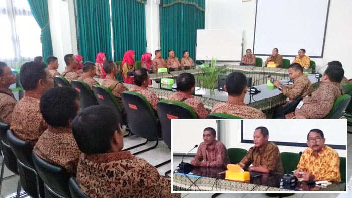 Songsong Polbangtan D3, SMK PPN Sembawa Studi Banding ke Yogyakarta