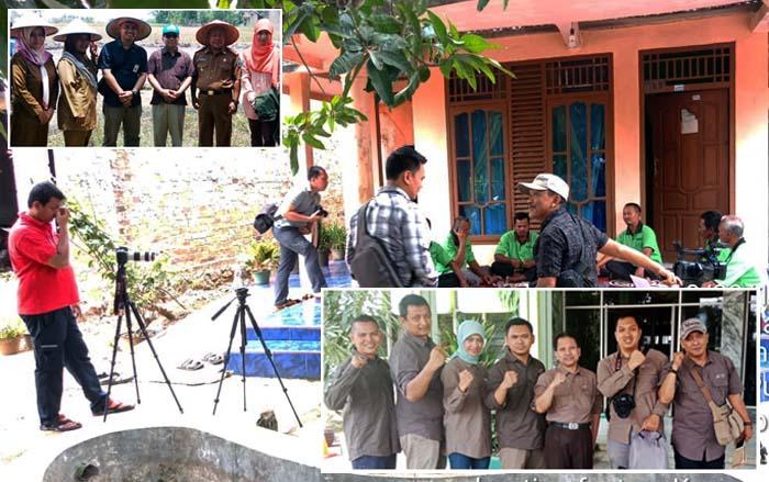 Kadistan Lampung Jadi `Cameo` Dukung Visualisasi Korporasi Petani, Ini Foto-fotonya