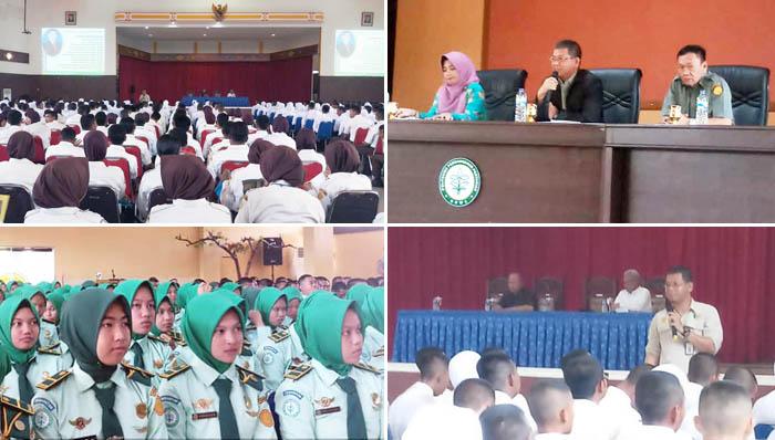 Berita Foto Plt Kapusdik BPPSDMP Kementan Kunjungi Polbangtan Gowa dan Malang