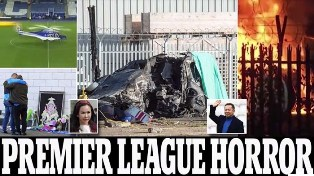 Leicester City Owner Vichai`s Helicopter Crashed Outside King Power Stadium