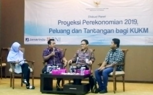 Indonesian Cooperatives and SMEs Contribute Positively to GDP